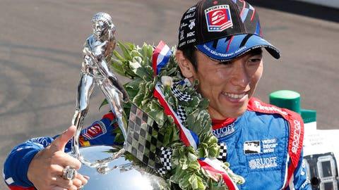 J - Japanese winner