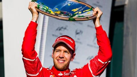 V - Vettel and Ferrari