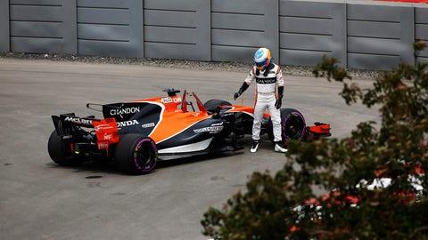 Fernando Alonso - NOT