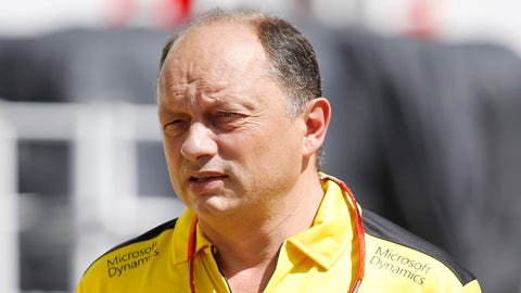 The Former Renault F1 boss could become the new team principal of Sauber. (Photo: Sam Bloxham/LAT Photographic)