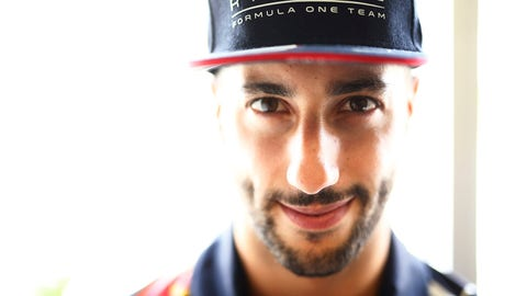Daniel Ricciardo sits fifth in the points entering the Azerbaijan GP. (Photo: Andy Hone/LAT Images)