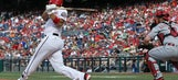 Nationals rout Reds 18-3