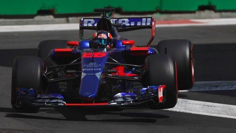 Daniil Kvyat - Toro Rosso