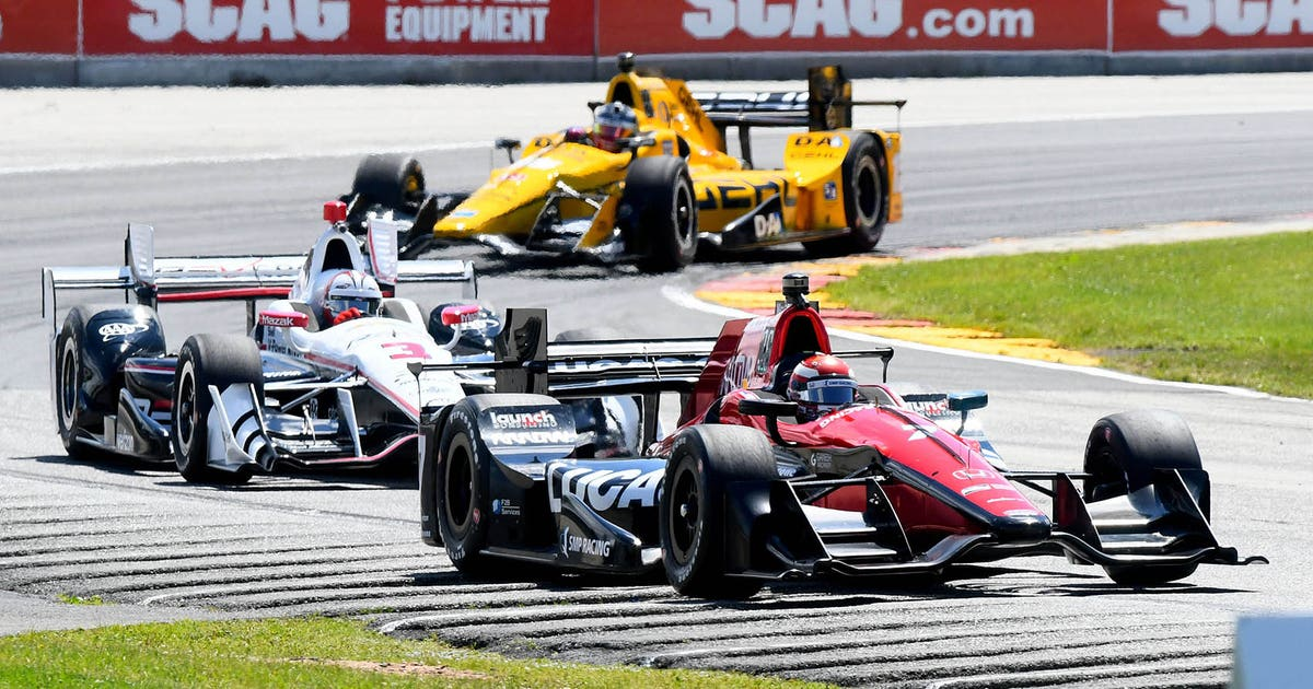 Results for the Kohler Grand Prix at Road America | FOX Sports