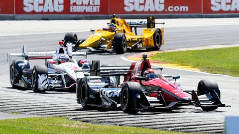 Kohler GP race results