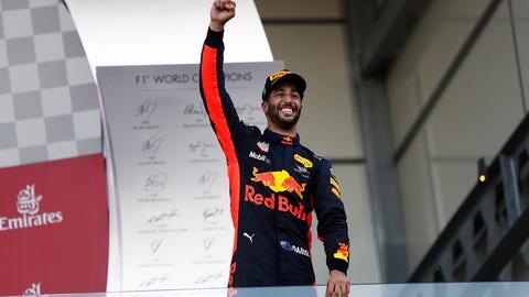 Azerbaijan Grand Prix - Daniel Ricciardo