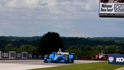 Kohler Grand Prix - Scott Dixon
