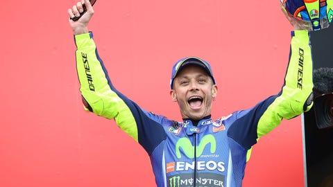 Assen TT - Valentino Rossi