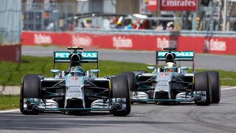2014 Canadian Grand Prix