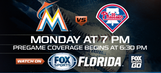 Preview: Marlins turn attention to visiting Phillies