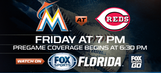 Preview: Marlins take on Reds to begin road trip