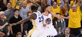 Skip Bayless and Shannon Sharpe react to the Golden State Warriors winning the NBA title