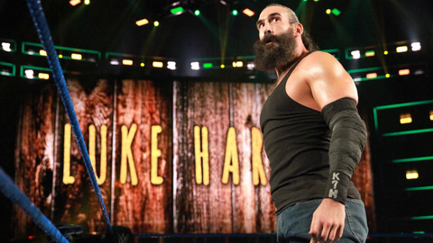 Fox Sports: Luke Harper had a lot of momentum heading into WrestleMania. He had a new look, he was in really great shape, but recently he's kind of faded into the background. How do you feel about his standing on SmackDown Live currently?
