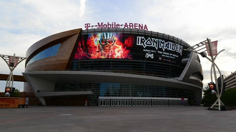 T-Mobile Arena in Las Vegas
