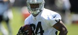 Oakland Raiders: Cordarrelle Patterson's role will hinge on mental game