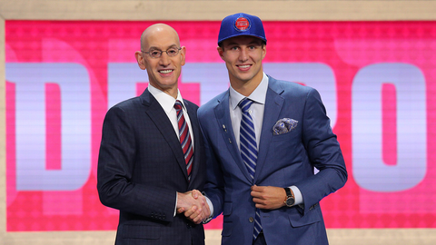 Luke Kennard | Detroit Pistons | College: Duke