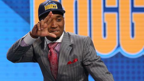 Donovan Mitchell | Denver Nuggets | College: Louisville