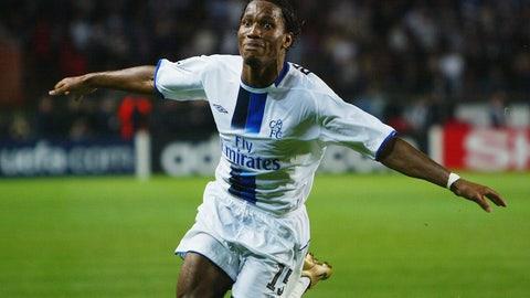 Didier Drogba — 2004/05