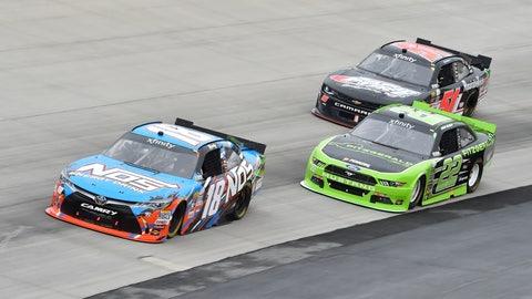 NASCAR RaceDay XFINITY, Sat., 12:30 p.m. ET, FS1