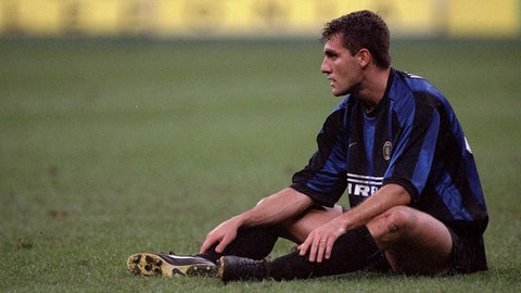 Christian Vieri — 1999/2000