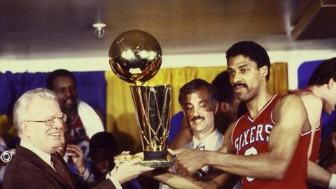 1983 Philadelphia 76ers (65-17, 12-1)