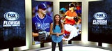 Florida Midday Minute: Rays, Marlins begin homestands