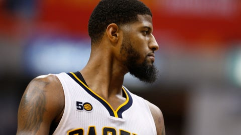 Why the Lakers' odds of landing Paul George have improved over the past 24 hours