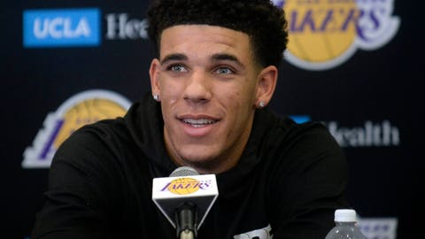 Los Angeles Lakers: +500 to make the postseason