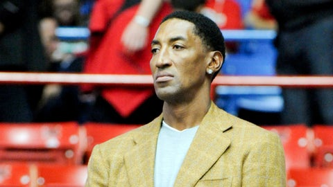 Scottie Pippen: Curry isn't the best player on his own team