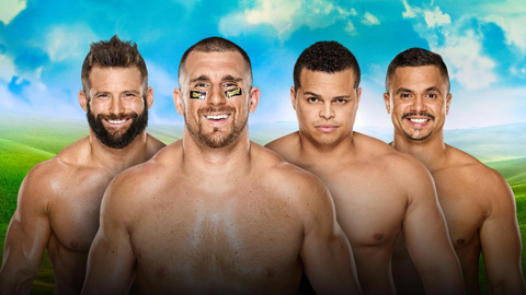 Kickoff show: The Hype Bros vs. The Colons