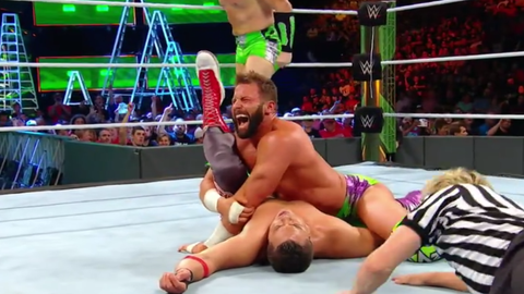 The Hype Bros defeated The Colons