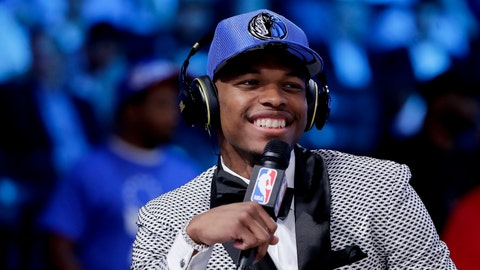 LOSER: Teams that passed on Dennis Smith Jr.