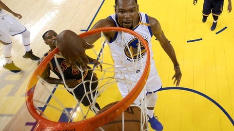 Kevin Durant is the best player in the NBA