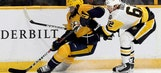 The Latest: Predators beat Penguins 4-1, even Final at 2-2