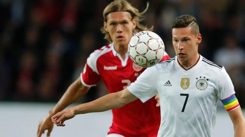 Julian Draxler (Germany)
