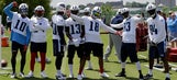 Titans see sky as limit for offense with continuity, talent