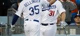 Bellinger fastest to 21 HRs; Dodgers outslug Mets 10-6 (Jun 19, 2017)