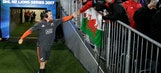 New Zealand beats British and Irish Lions 30-15 in 1st test