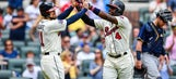 Phillips' 2-run homer powers surging Braves past Brewers 3-1