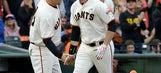 Jacob deGrom shines as Mets top Giants 5-2