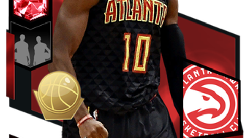 Honorable Mention: Tim Hardaway Jr.