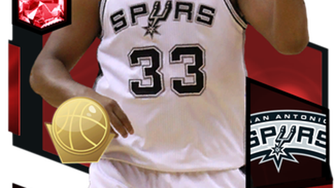 Honorable Mention: Boris Diaw