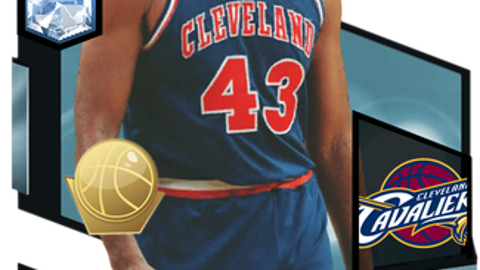 3. Brad Daugherty