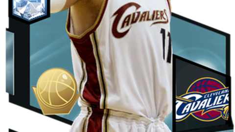 Honorable Mention:  Zydrunas Ilgauskas