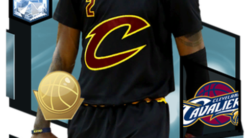 2. Kyrie Irving