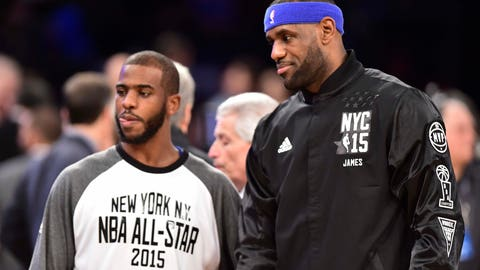 Jerry West is a major key in bringing LeBron to L.A.
