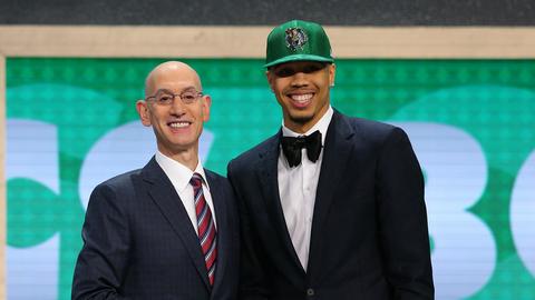 Jayson Tatum   Boston Celtics   College: Duke