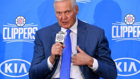 Jerry West on the state of player mobility today