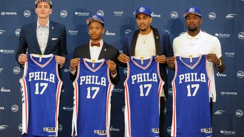 Philadelphia 76ers: -125 to make the postseason