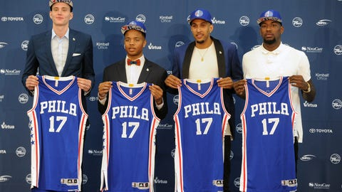 Philadelphia 76ers: -125 to make the postseason